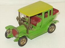 Matchbox  Lesney Model of Yesteryear MOY Y-3 1910 Benz Limousine Lime