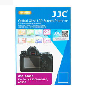 Optical Glass LCD Screen Protector for Sony A6000 A6300 A5000 A6400 A6100 A6600