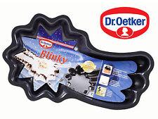 Backform  Dr. Oetker Blinky  Kuchenform  Motivform Sternschnuppe  Weihnacht