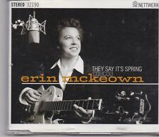 Erin Mckeown-They Say Its Spring promo cd single