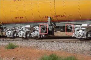 SCALETRAINS 80111 HO Union Pacific Tender Truck Safety Chain Detail Set NIB