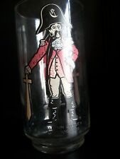 Captain Crook Collector Series Glass