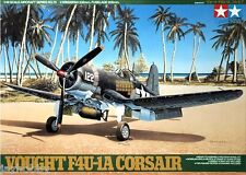 Tamiya 61070 1/48 Scale Aircraft Model Kit U.S.Navy Vought F4U-1A Corsair Mk II