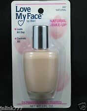 New Bari Love My Face Natural Make-Up Foundation-267 Natural