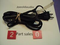 Sansui G7700/G6700/G5700 Receivers AC Power Cord. Parting Out G7700/G6700/G5700