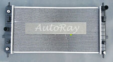 Radiator for Chevrolet Cobalt Pontiac G5 Pursuit Saturn Ion Auto Manual #2608
