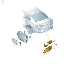 Original Verstellmotor für elektrisch anklappbare Anhänrerkupplung 3G0959245 Neu
