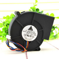For Delta BFB1012VH Server Blower Fan DC12V 1.8A Ball Bearing 4pin Cooling Fan