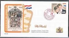 Envelop Royalty OSE-336 - 2002 Huwelijk Willem-Alexander met Maxima