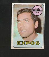 1969 Topps # 378 Jose Herrera NM-MT