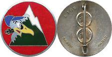 Escadrille d'Aviation Légère d'Appui 13 - 72, émail, dos lisse, Drago 708