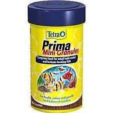 Tetra Prima Mini Granules 45g Tropical Aquarium Food Guppy Gourami