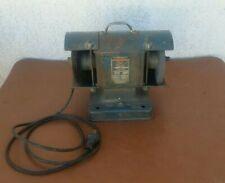 DIEHL MFG. CO. ZA42-6 Industrial Bench grinder, phase 1, 6 in wheel, 1/4 hp USA