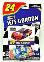 Jeff Gordon #24 NASCAR Authentics Axalta iRacing 2020 Wave 8 1/64 Die-Cast NEW