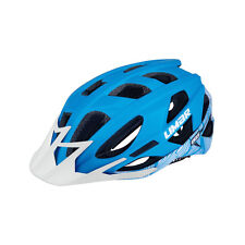BIKE CYCLE BICYCLE HELMET LIMAR 885 SUPERLIGHT MTB MATT BLUE