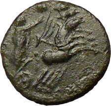 CONSTANTINE I the Great 337AD Heaven horse CHARIOT Ancient Roman Coin  i29260