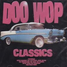 Doo Wop Classics by Various Artists (CD, 2005 Blitz/HHO) 18 Tracks/Sealed!