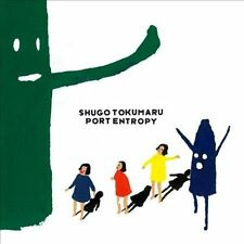 Port Entropy by Shugo Tokumaru (CD, Feb-2011, Polyvinyl)