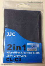 LARGE 30x30 cm 2in1 MICRO FIBER CLEANING CLOTH+18% GREY COLOR for Iphone LCD c3