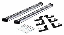 05-18 Toyota Tacoma Double Cab Crew Cab Chrome Running Side Step Boards Nerf Bar