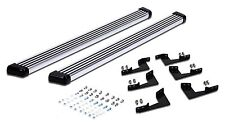 05-17 Toyota Tacoma Double Cab Crew Cab Chrome Running Side Step Boards Nerf Bar