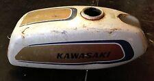 Kawasaki Samurai Avenger Petrol Tank Fuel 250 350 Project Restoration Classic