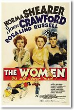 The Women 1939 Movie Poster - NEW Vintage Reprint POSTER