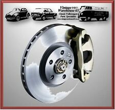Vw Golf Mk2 GTi 1.8 16v 256mm Vented Brake Discs & Pads