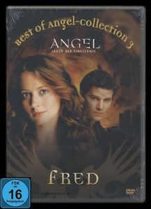 DVD ANGEL - BEST OF COLLECTION 3 - FRED (Season / Staffel) - alte FSK ** NEU **