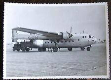 AVIATION, PHOTO AVION NORD 2501, SETIF ALGERIE 1960