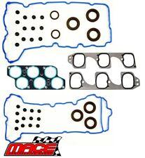 TIMING SERVICE GASKET KIT FOR HOLDEN COMMODORE VZ VE ALLOYTEC LY7 LE0 LWR 3.6 V6