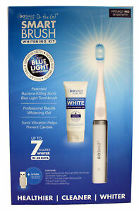 Go Smile Smart Brush Whitening Kit Travel