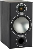Monitor Audio Bronze 2 Bookshelf Speakers - Black Oak (Open Box)