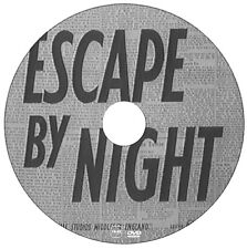Escape by Night - Crime Drama - Bonar Colleano, Andrew Ray, Sid James - 1953