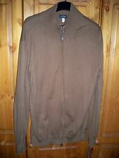 ARMANI JEANS FULL ZIP CARDIGAN......VERY GOOD CONDITION