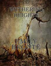 Wuthering Heights: Large Print, Brontë, Emily, Acceptable Book