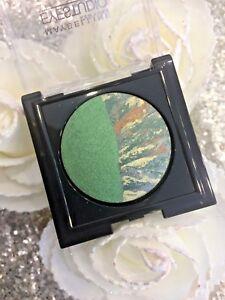 Gemey Maybelline Color Cosmos Eyestudio Duo Blush A Eyelids 50 Green Glam Green