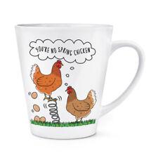 SEI NO molla pollo 341ml latte tazza - divertente animale pet VECCHIO COMPLEANNO