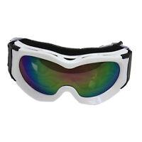 KIDS Goggles for Motocross Ski Snow Dirt Helmet Quad Bike Tinted Eye Protection