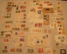 CANADA QUEEN Stamp Lot Used Cancelled at Least 60 Different Kinds Canadian