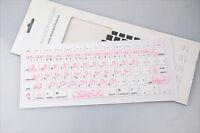 "hello kitty Silicone Soft Keyboard Cover Skin Sticker 13"" 15"" Apple Macbook Air"