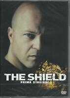 The Shield - Serie Tv - Stagione 1 - Cofanetto Con 4 Dvd - Nuovo Sigillato