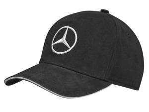 Original Mercedes Benz Cap schwarz B66954531 unisex Baumwolle