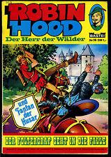 Robin Hood -- nº 16-gb. -- siguen-el señor de los bosques-y el fanfan húsar