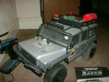 1/10 scale   rc   4WD    JEEP    (landrover)   ftx kanyon off road buggy