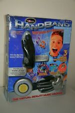 Hand Band Virtual Instruments 3 in 1 Band Drums Electric Guitar Keyboard NEW NIB