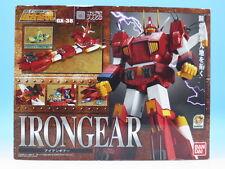 Soul of Chogokin GX-38 Combat Mecha Xabungle Iron Gear Action Figure Bandai
