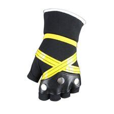 Kingdom Hearts Cosplay Costume Accessory Pair of Sora Black / Yellow Gloves