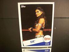 Eve Topps Diva 2015 Card #51