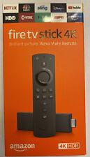 Amazon Fire TV Stick 4K & Alexa Voice Remote Streaming, Latest 2019 Version!